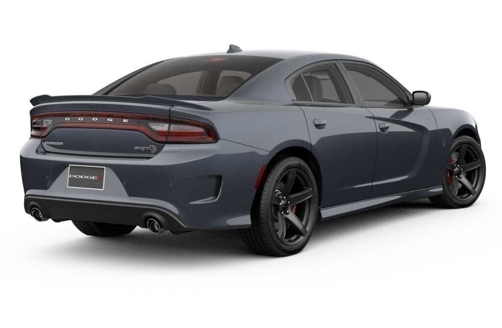 2019 Dodge Charger Srt Hellcat In Wichita Ks Wichita Dodge