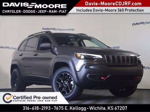 2020 Jeep Cherokee For Sale Wichita Ks Derby A220059