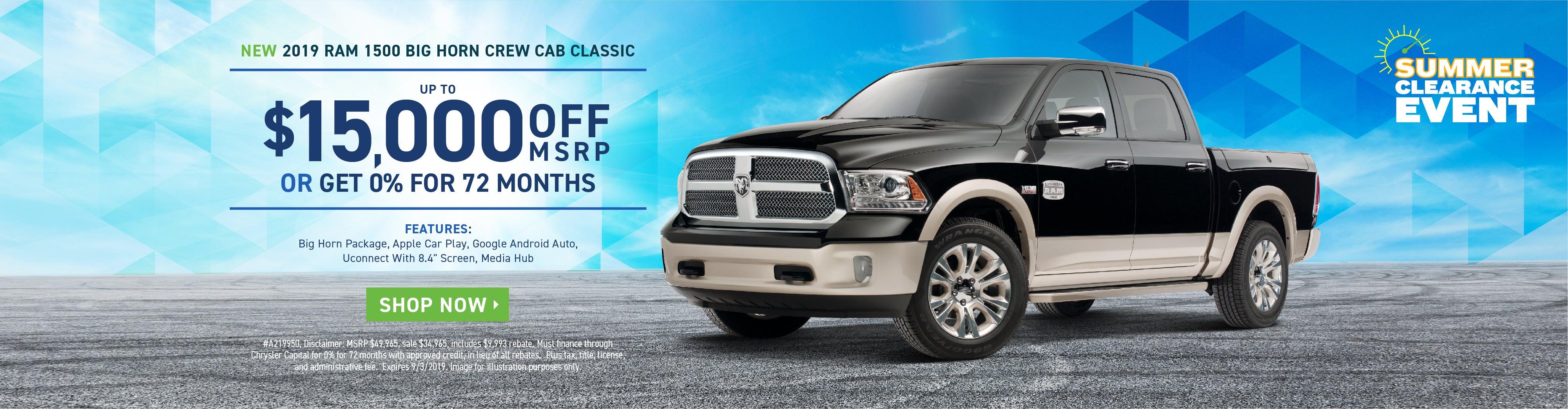 Car Dealer Wichita, KS | New and Used Cars | Davis-Moore Chrysler